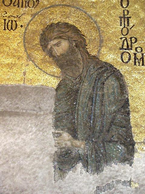 Saint John The Baptist - John The Forerunner - The Greek